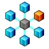Virtual Hosting Icon